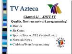 tv azteca4