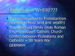 reformation where