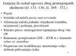 izmjena ili raskid ugovora zbog promijenjenih okolnosti l 133 136 l 369 372