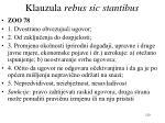 klauzula rebus sic stantibus1