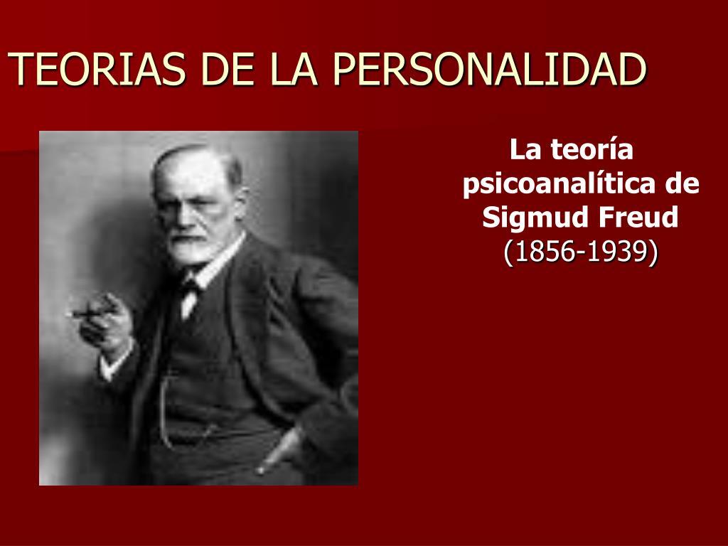 teorias de la personalidad l.
