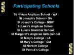 participating schools11