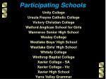 participating schools14