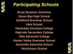 participating schools4
