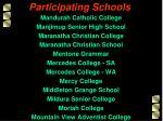 participating schools7