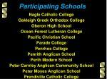 participating schools8