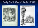 early cold war 1949 1954