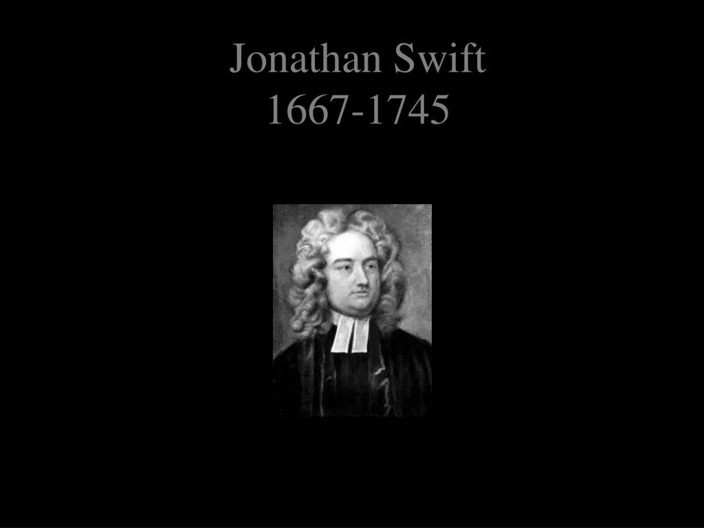 jonathan swift 1667 1745 l.