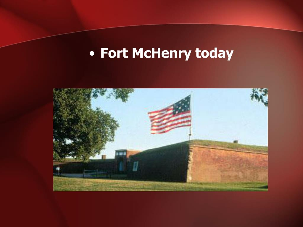 Fort McHenry today