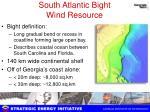 south atlantic bight wind resource