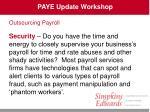 paye update workshop44
