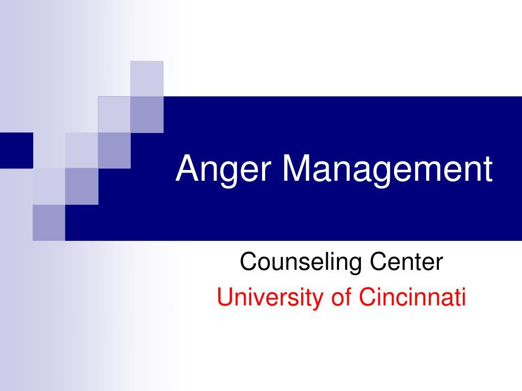 anger management l.