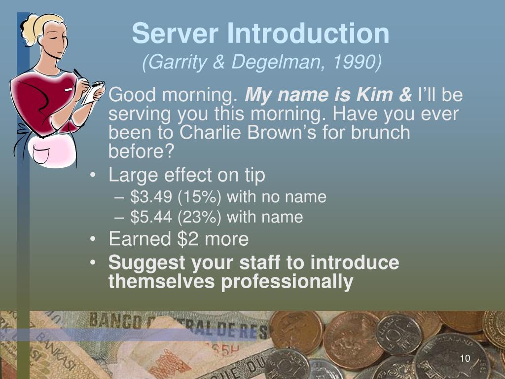 Server Introduction