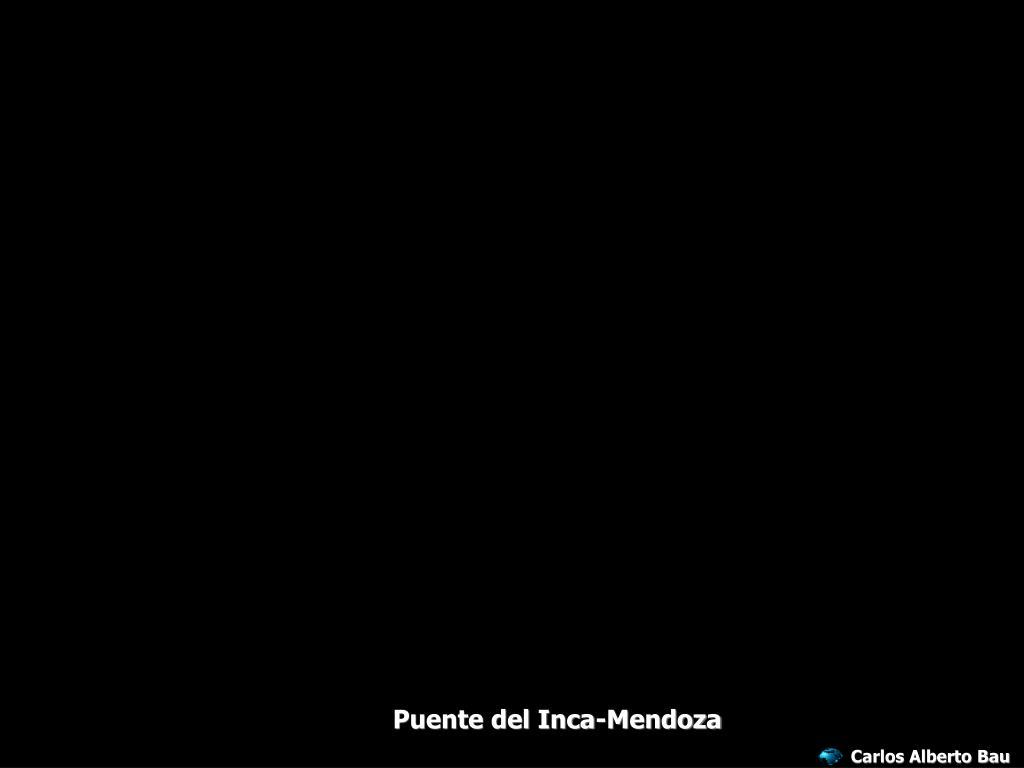 Puente del Inca-Mendoza