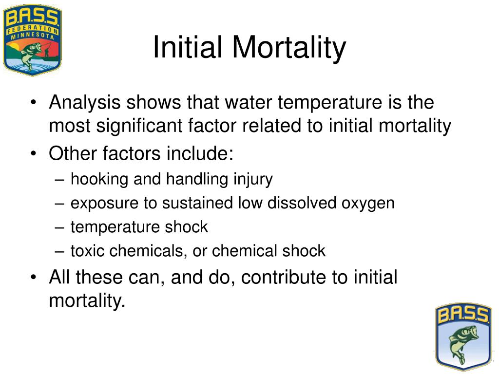 Initial Mortality