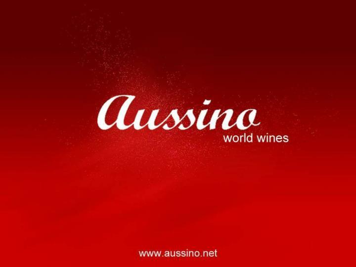 Introducing aussino world wines