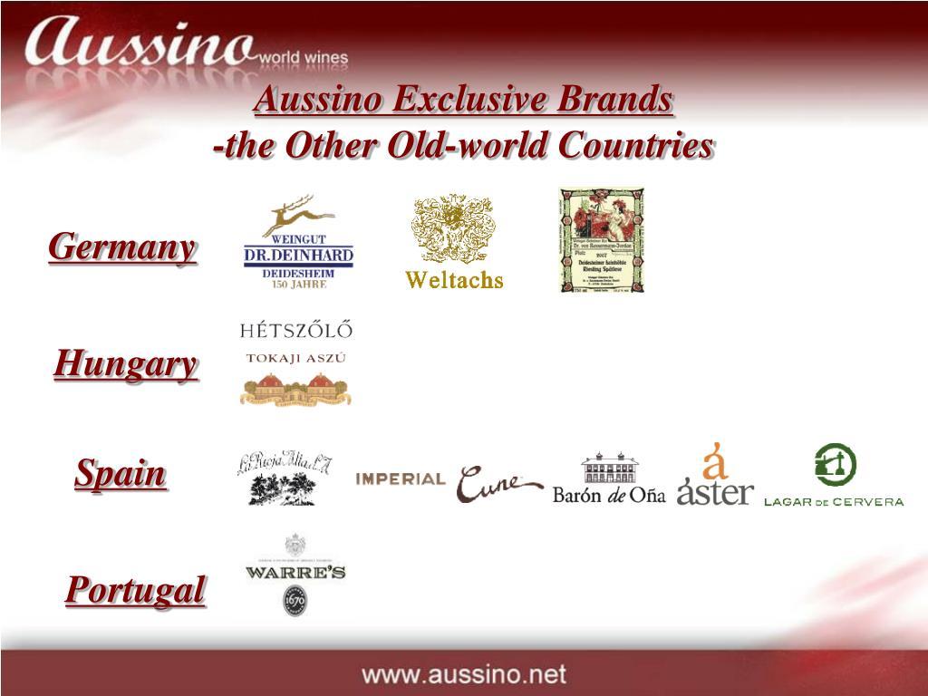 Aussino Exclusive Brands