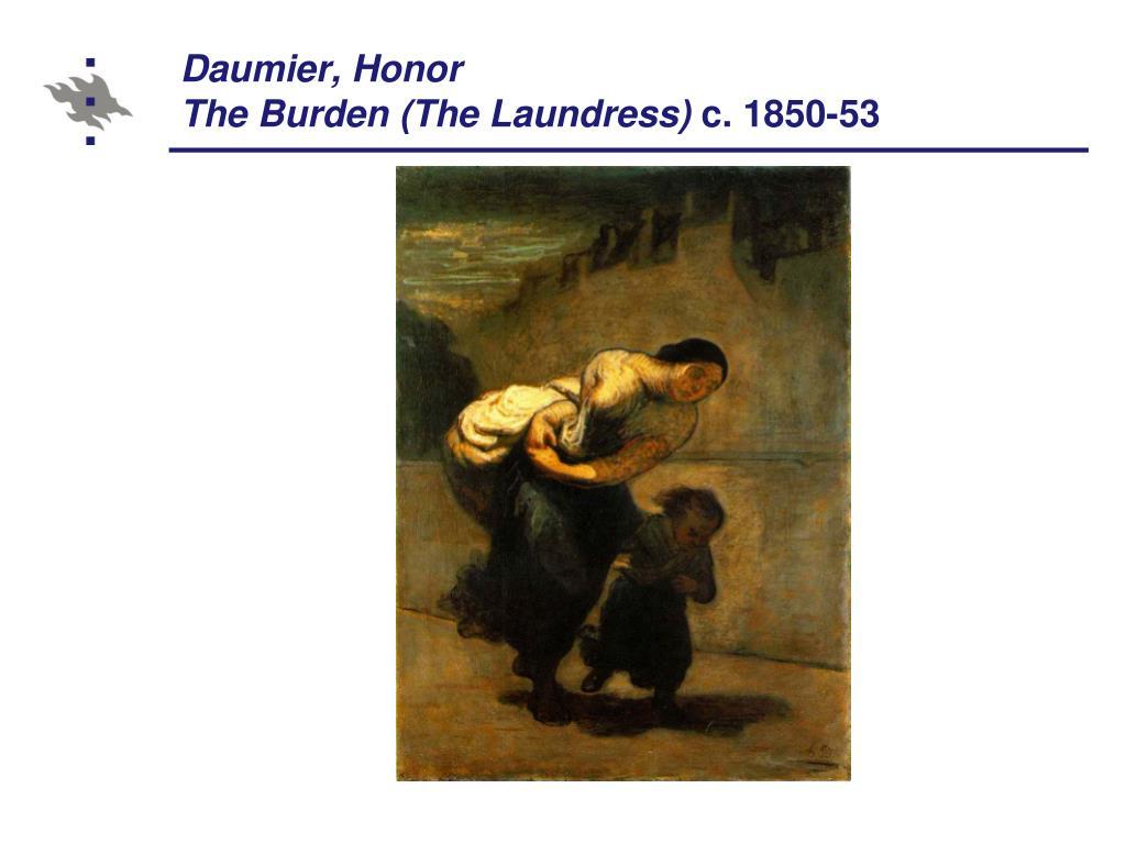 Daumier, Honor
