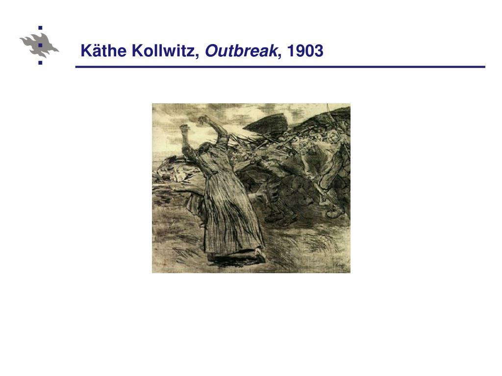 Käthe Kollwitz,