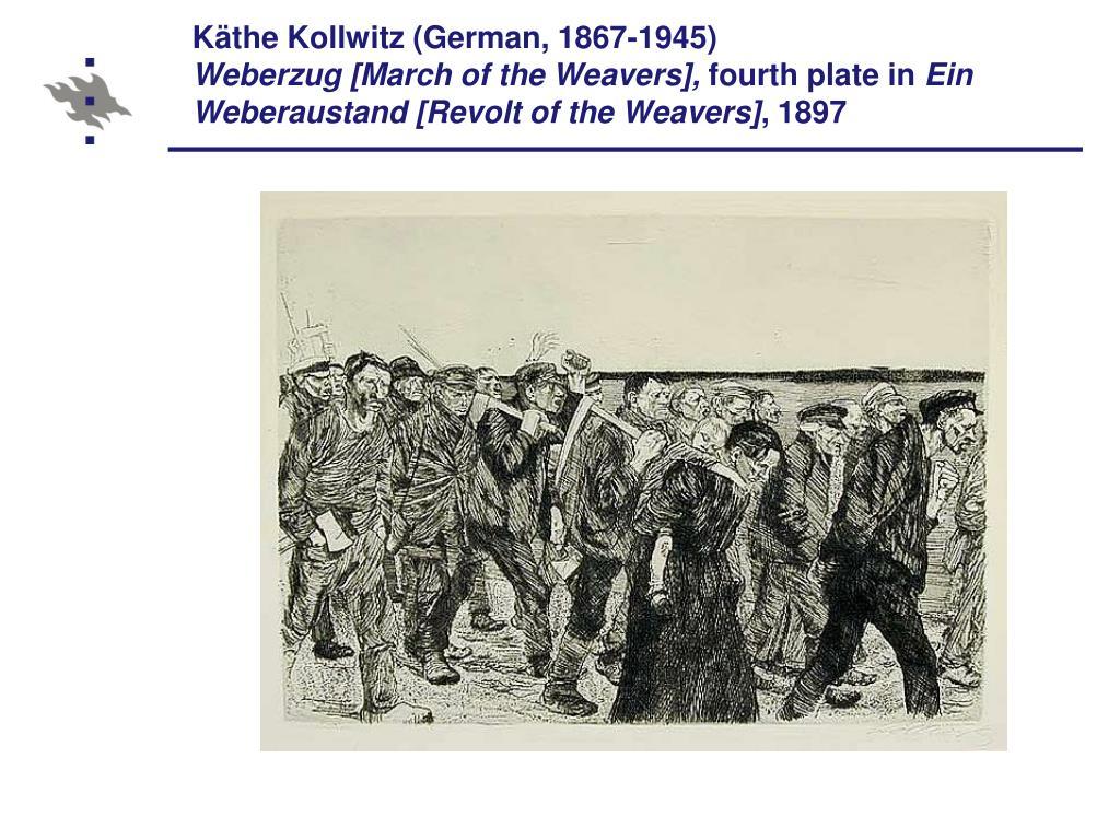 Käthe Kollwitz (German, 1867-1945)