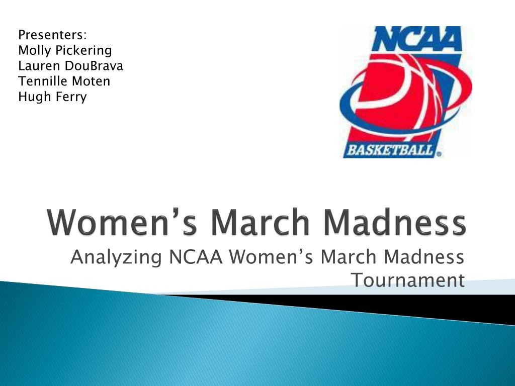 women s march madness l.