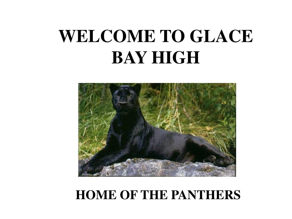 welcome to glace bay high l.