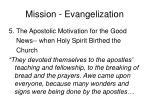 mission evangelization26