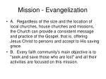 mission evangelization29