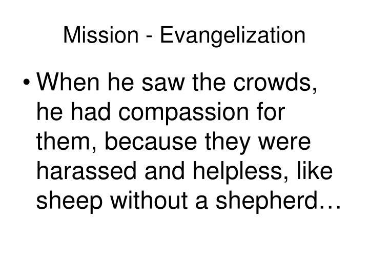Mission evangelization3