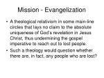 mission evangelization8
