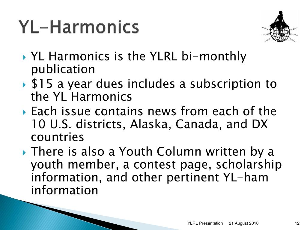 YL-Harmonics