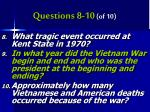 questions 8 10 of 10