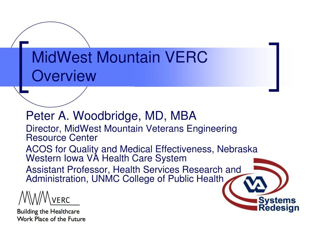 midwest mountain verc overview l.