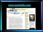 www wonkette com
