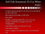 self talk statements to use when angry20