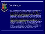 dei verbum43