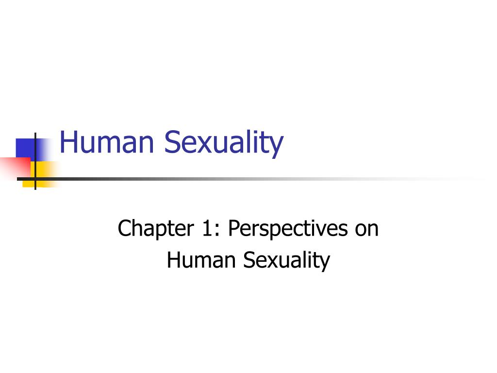 human sexuality l.
