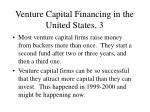 venture capital financing in the united states 3