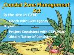 coastal zone management act1
