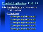 practical application prob 1