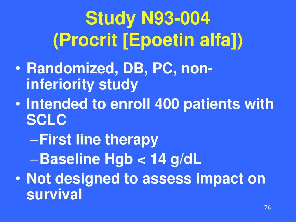 Study N93-004
