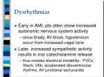 dysrhythmias37