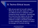 b techno ethical issues11