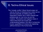 b techno ethical issues14