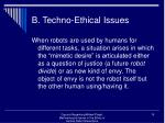 b techno ethical issues15