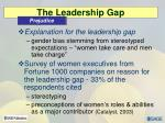 the leadership gap1
