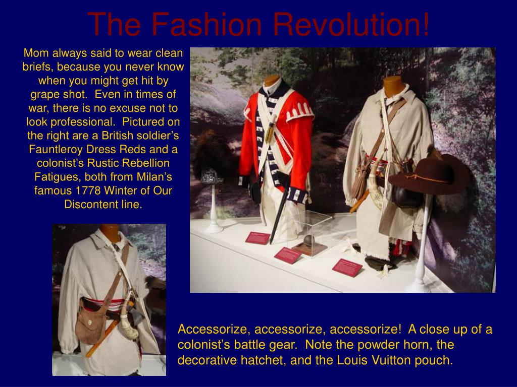 The Fashion Revolution!