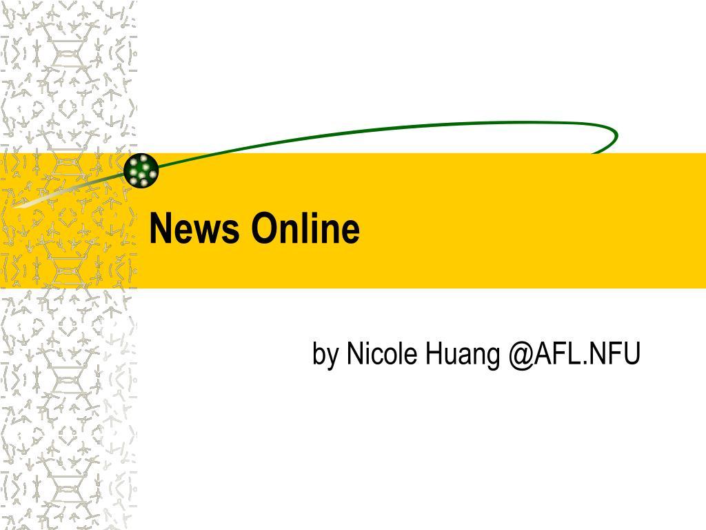 news online l.