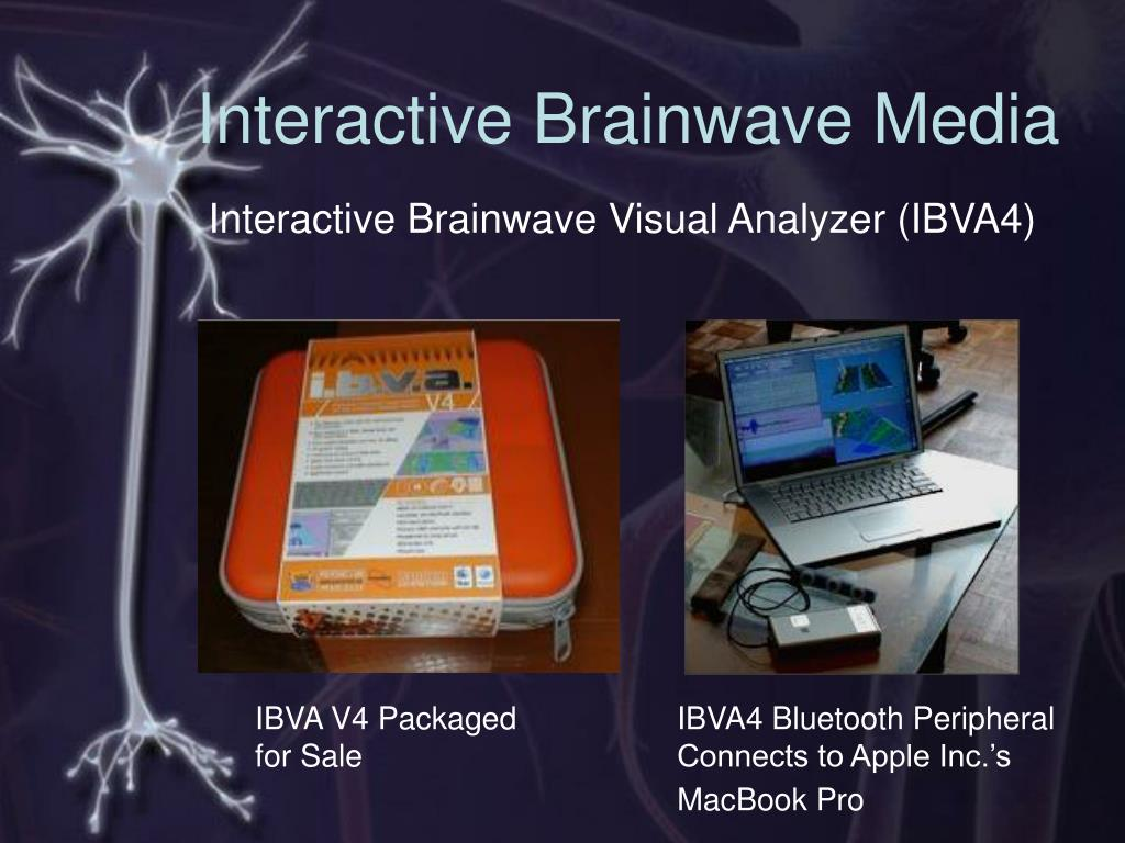 Interactive Brainwave Media