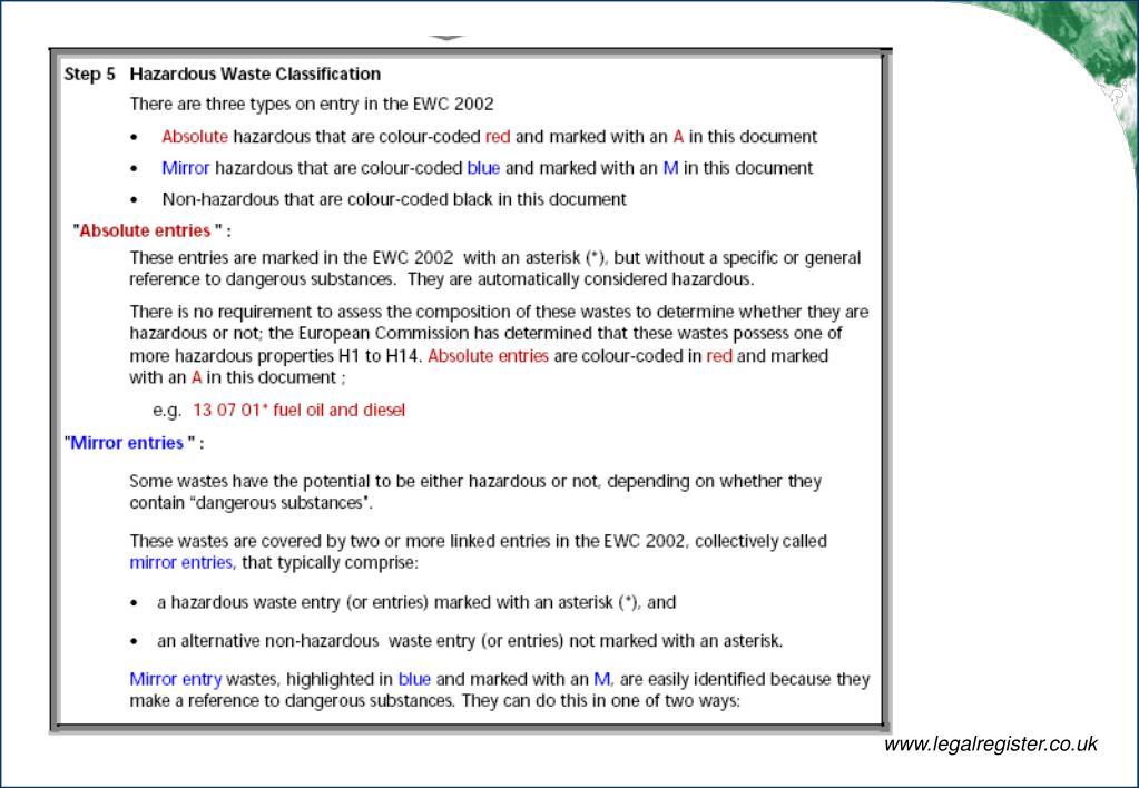 www.legalregister.co.uk